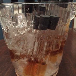 Ice Bucket Challenge: Bourbon Whisky
