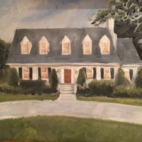 Our Home: Painting